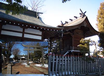 日野 諏訪神社