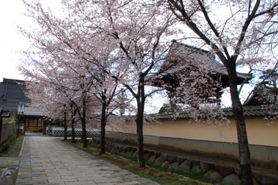 須坂の小京都