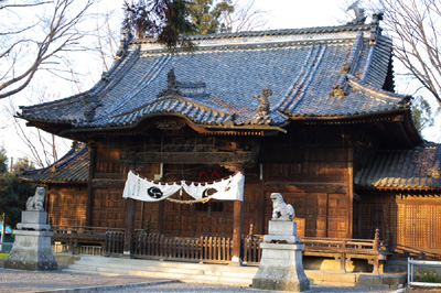 墨坂神社 八幡社