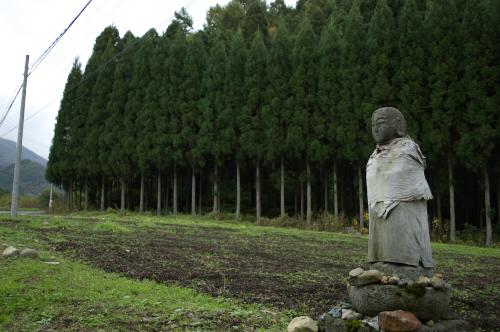 萬龍寺の四隅地蔵