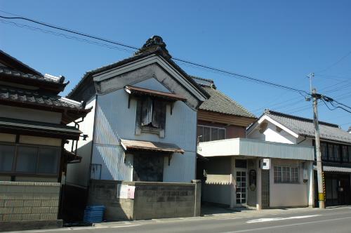 旧日滝銀行(須坂商業銀行)